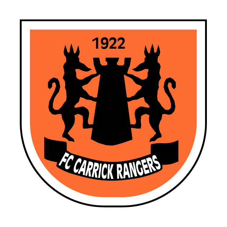 free vector Fc carrick rangers