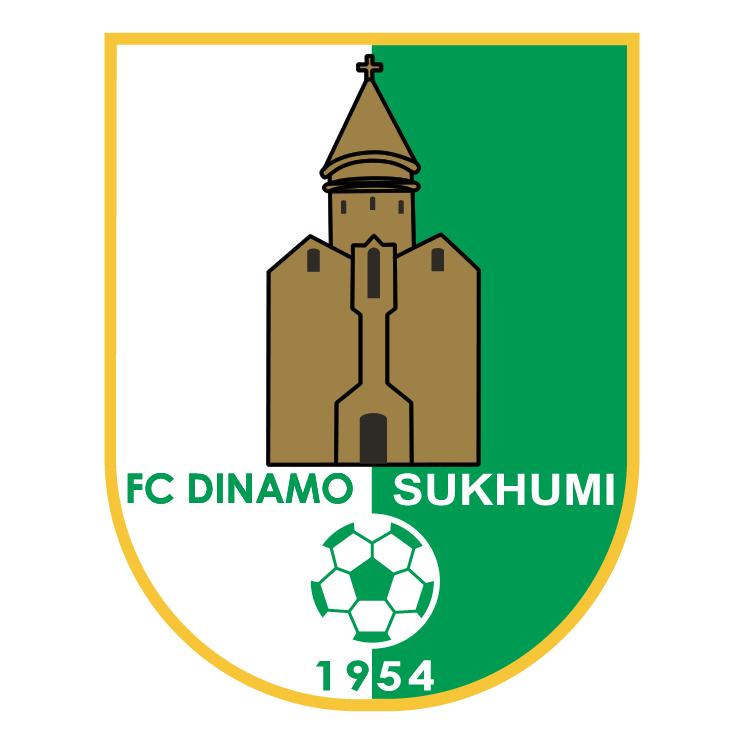 free vector Fc dinamo sukhumi