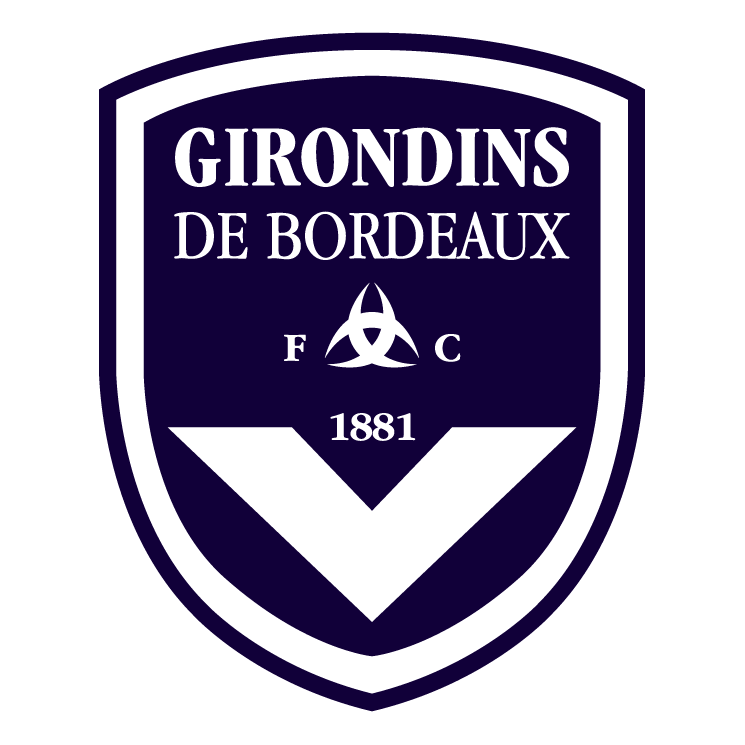 free vector Fc girondins de bordeaux 0