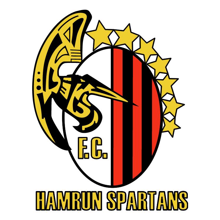 free vector Fc hamrun spartans
