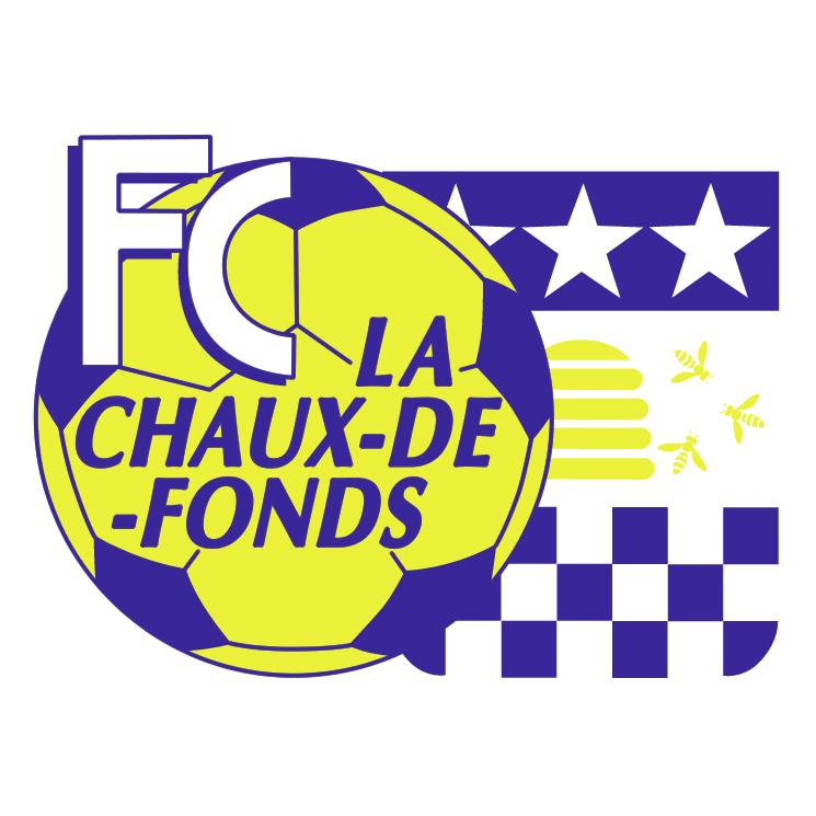 free vector Fc la chaux de fonds