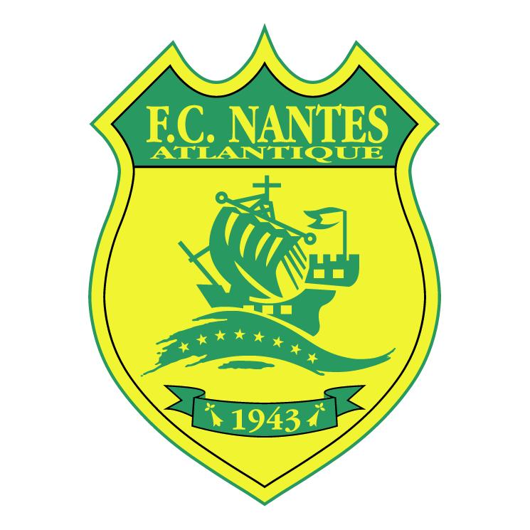 free vector Fc nantes atlantique