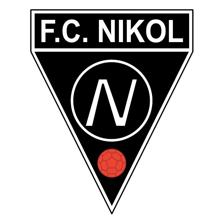 free vector Fc nikol tallinn