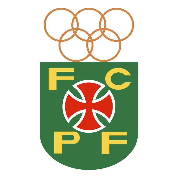 free vector Fc pacos de ferreira