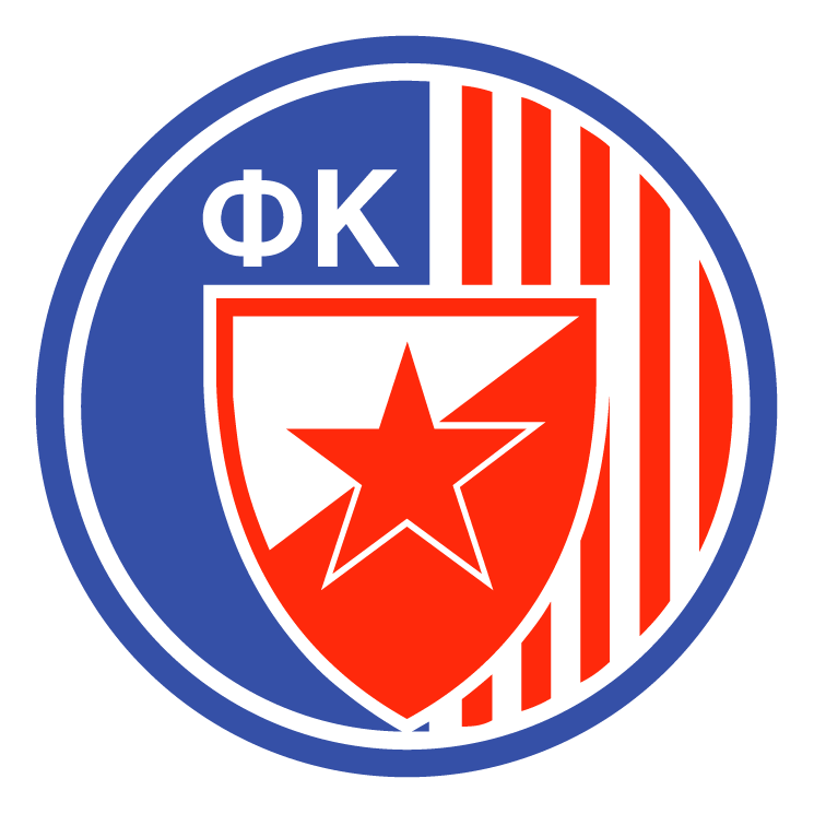 free vector Fc red star belgrade