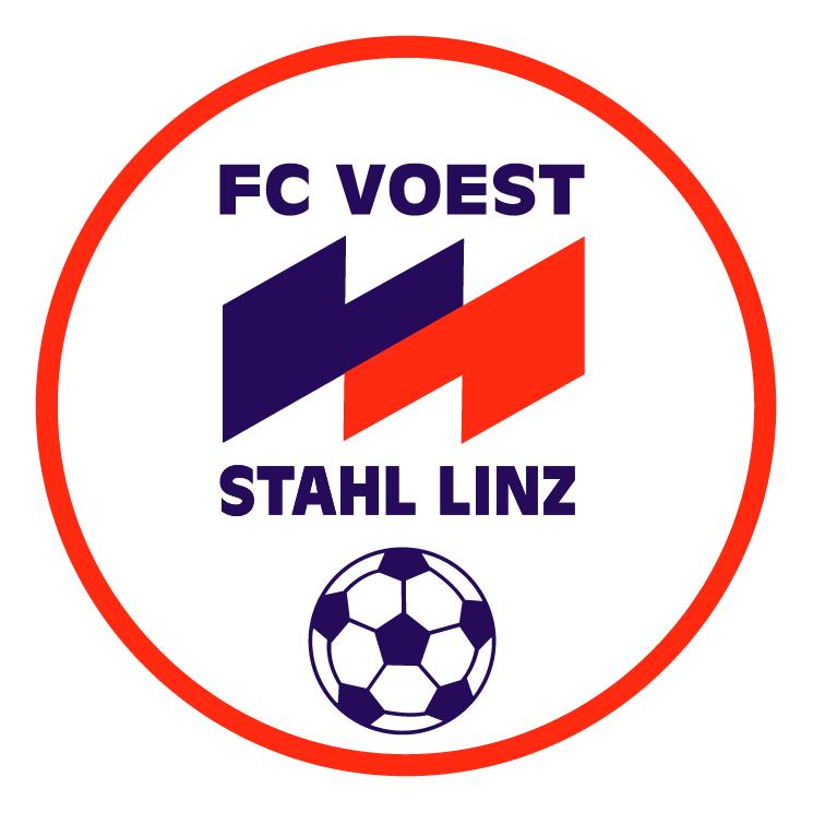 free vector Fc voest stahl linz