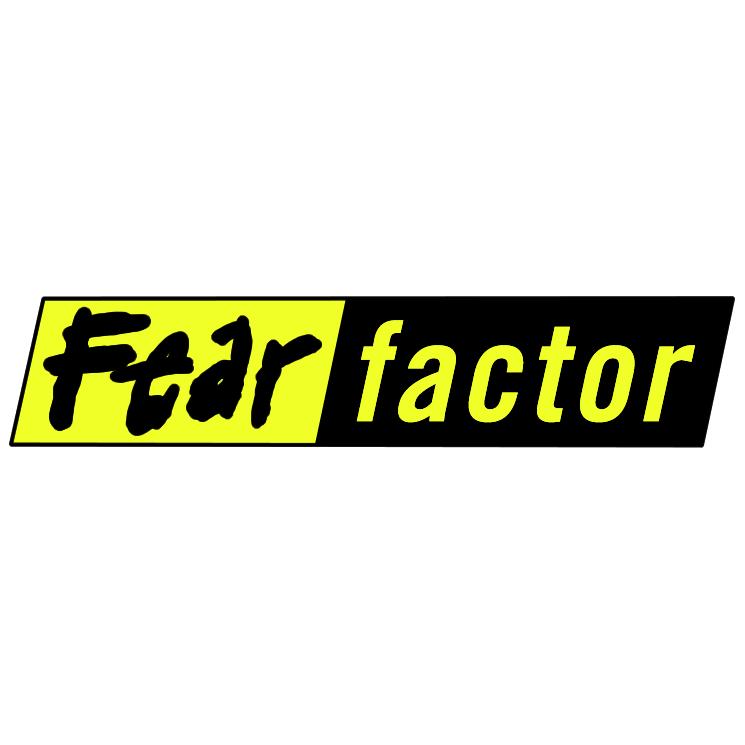 free vector Fear factor