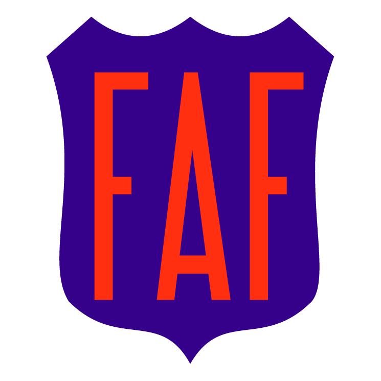 free vector Federacao alagoana de futebol al