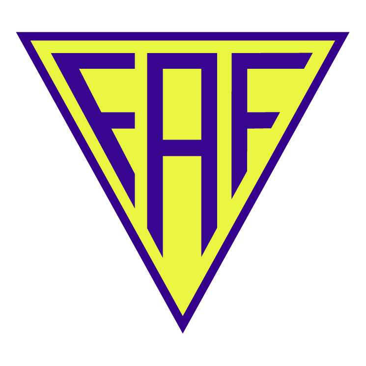free vector Federacao amapense de futebol ap