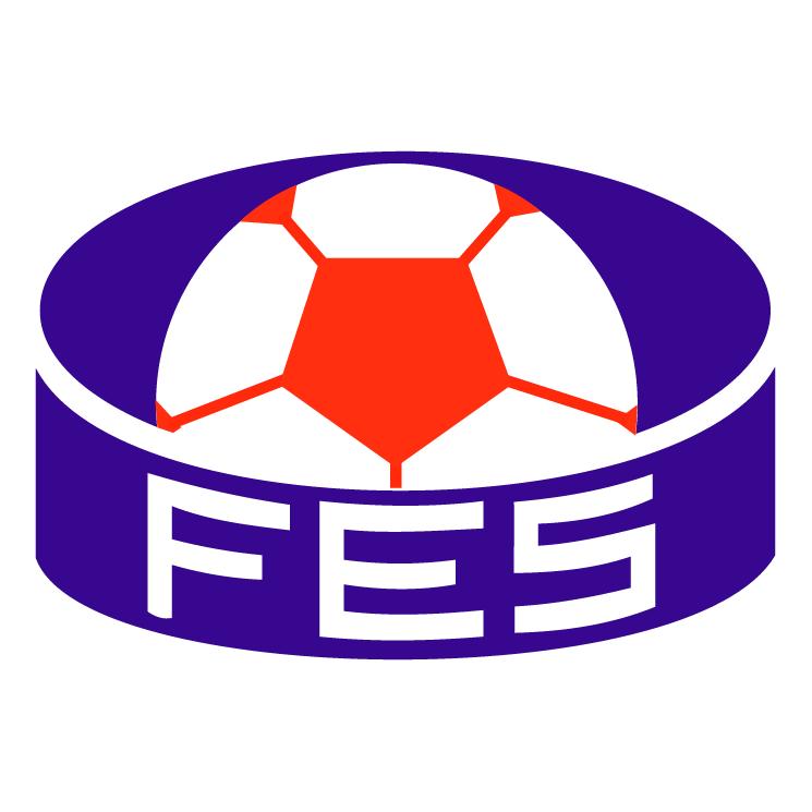 free vector Federacao de futebol do estado do espirito santo es