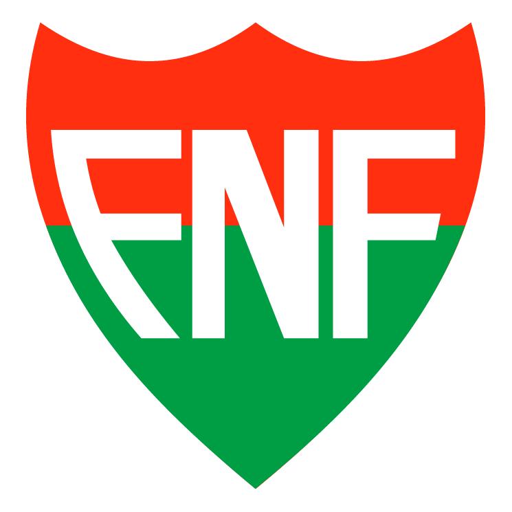 free vector Federacao norte riograndense de futebol rn
