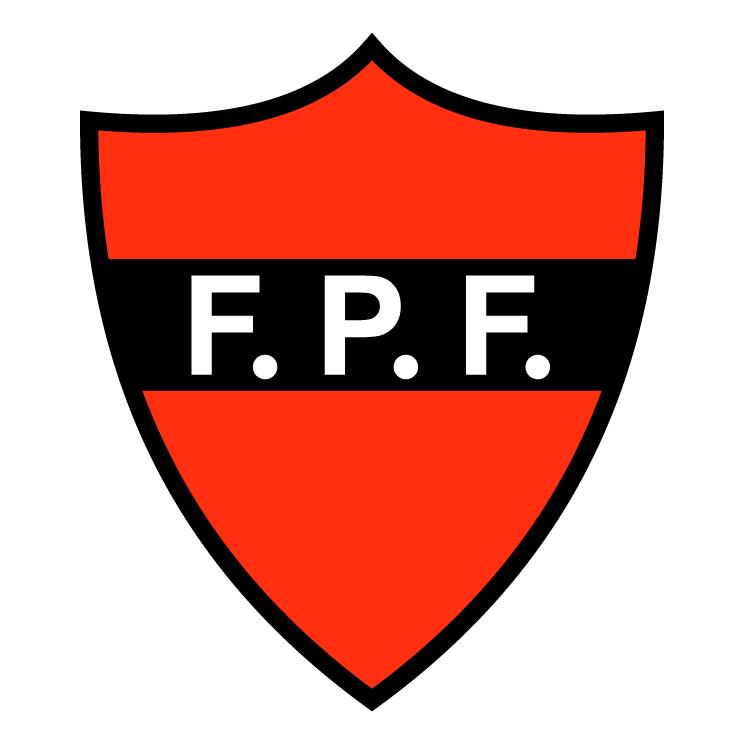 free vector Federacao paraibana de futebol pb