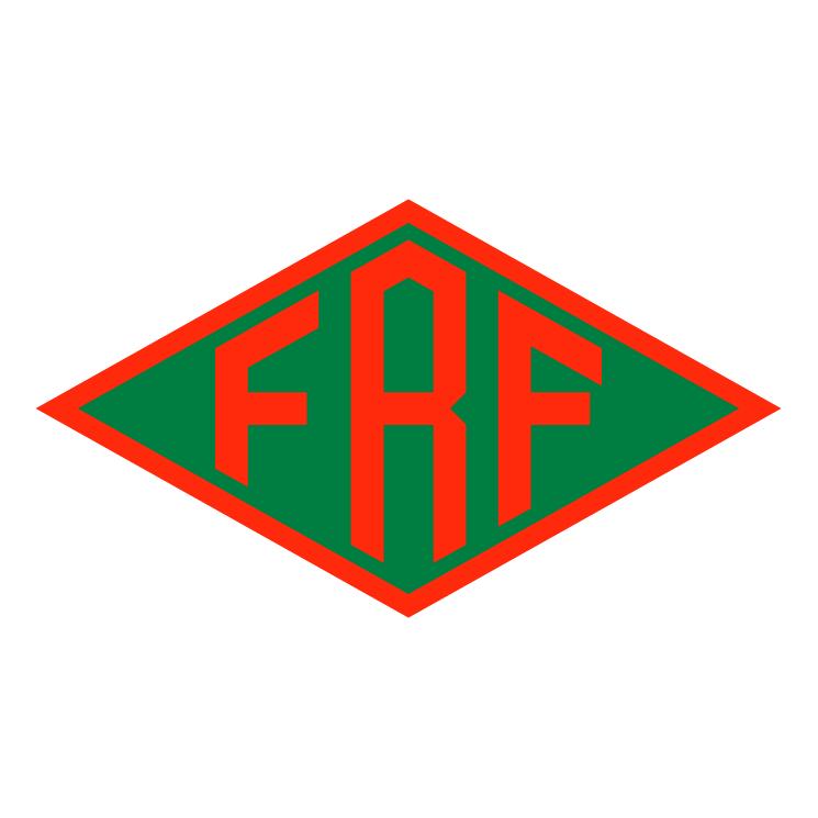free vector Federacao roraimense de futebol