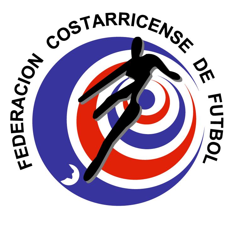 free vector Federacion costarricense de futbol