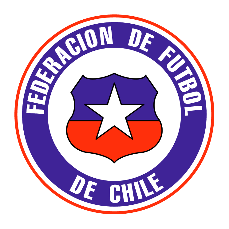 free vector Federacion de futbol de chile