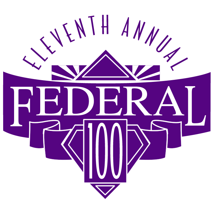 free vector Federal 100