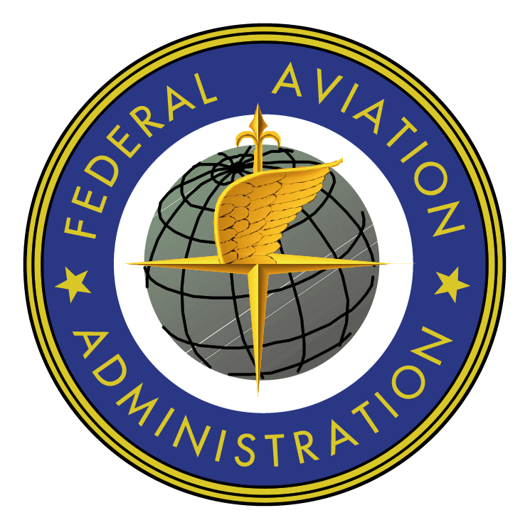 free vector Federal aviation administration