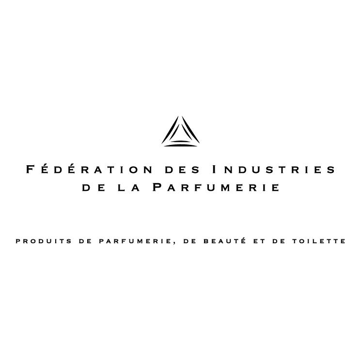 free vector Federation des industries de la parfumerie