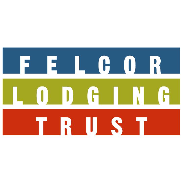 free vector Felcor lodging trust