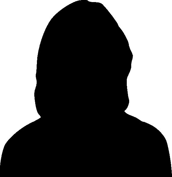 free vector Female Silhouette clip art
