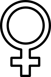 free vector Female Symbol clip art