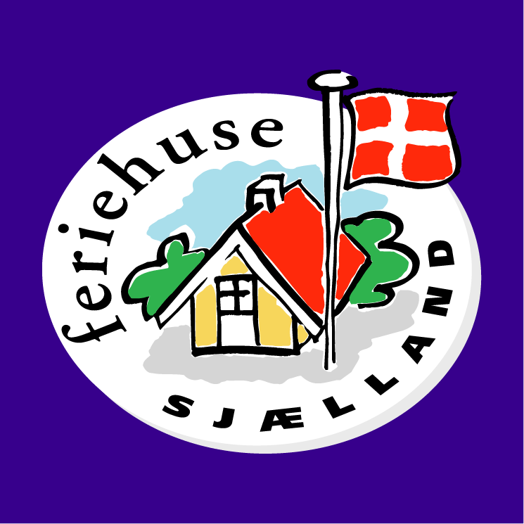 free vector Feriehuse sjaelland