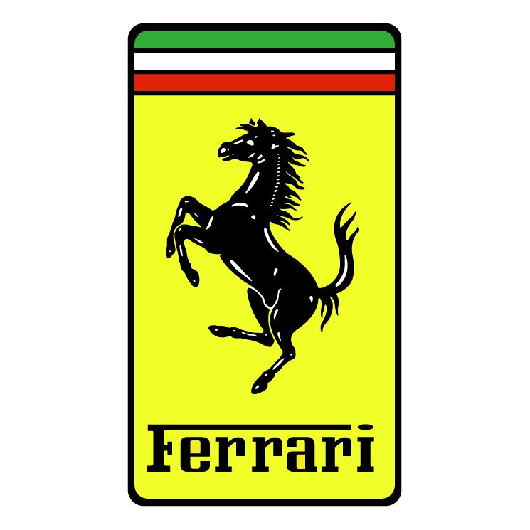 free vector Ferrari 3