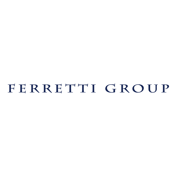 free vector Ferretti group