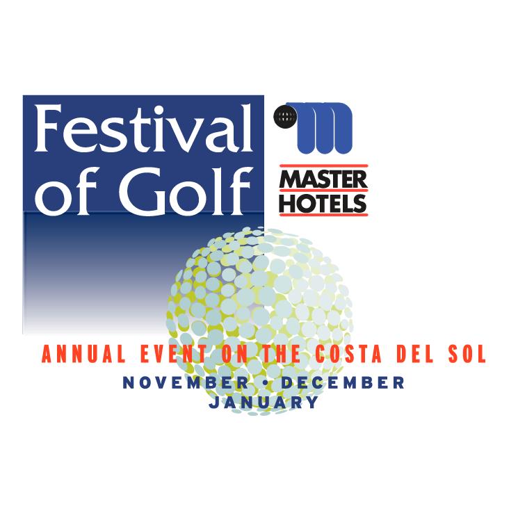 free vector Festival of golf
