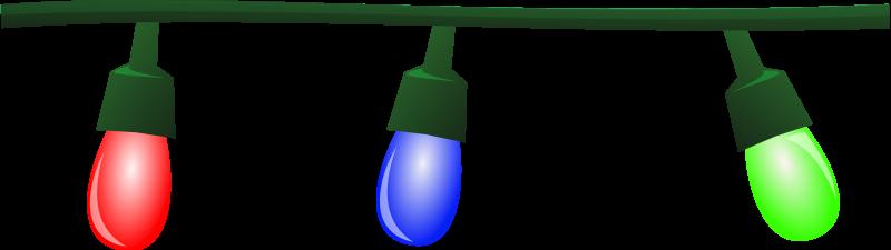 free vector Festive Lights