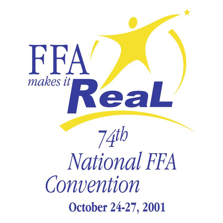 free vector Ffa makes it real