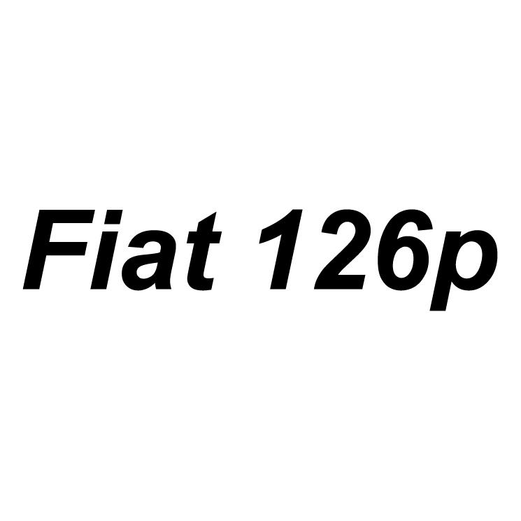 free vector Fiat 126p