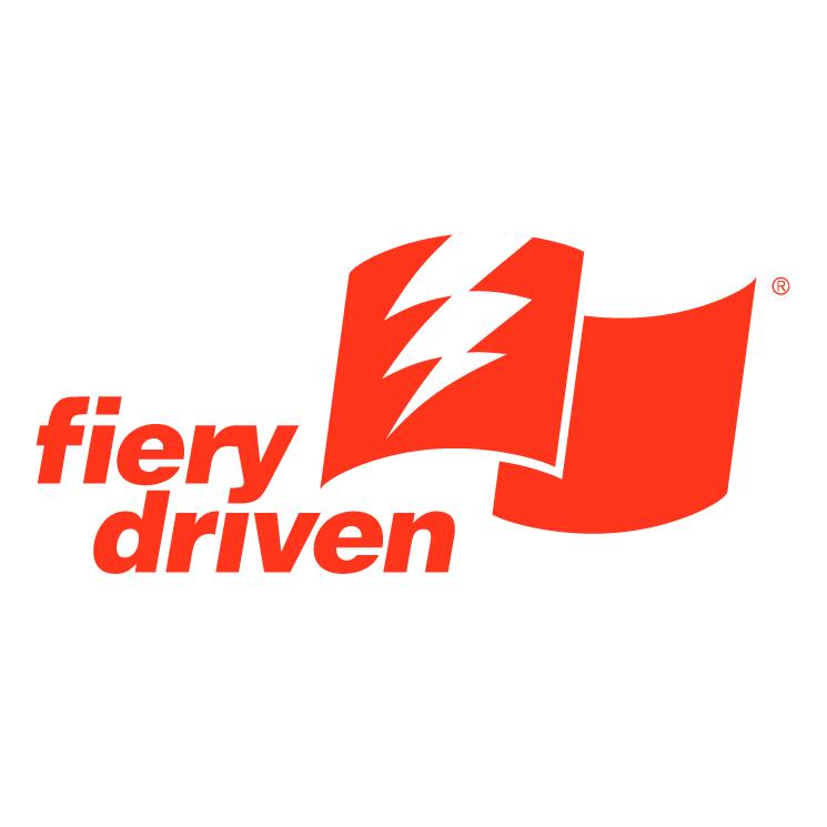 free vector Fiery driven 0