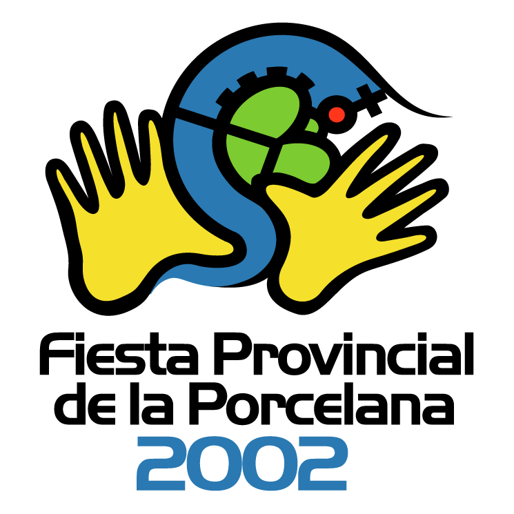 free vector Fiesta de la porcelana