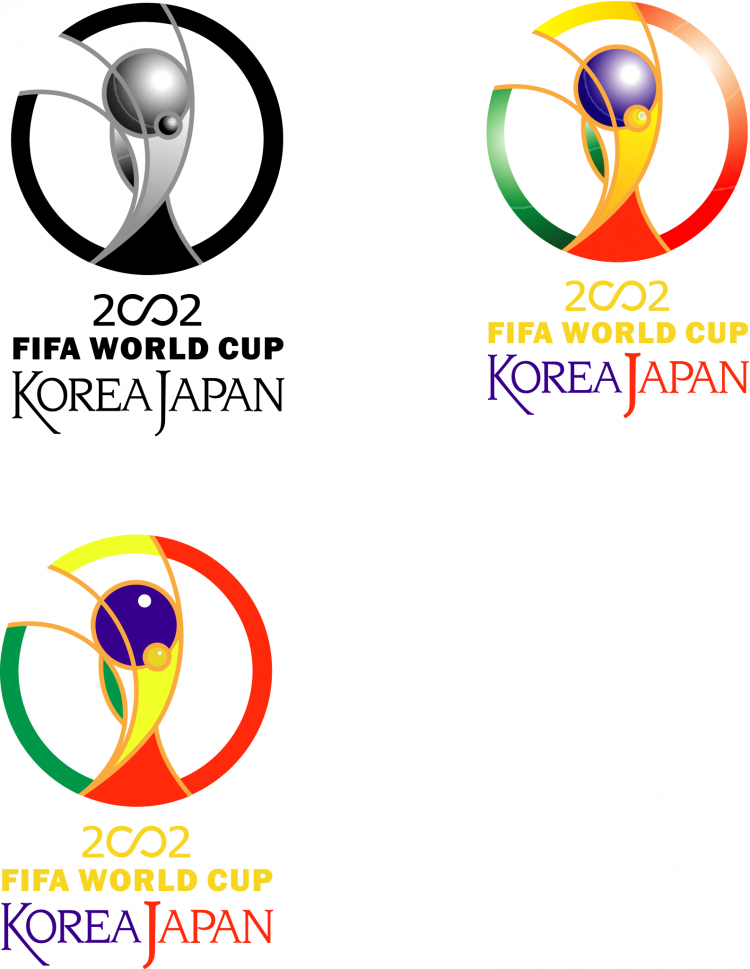 free vector Fifa world cup 2002 2