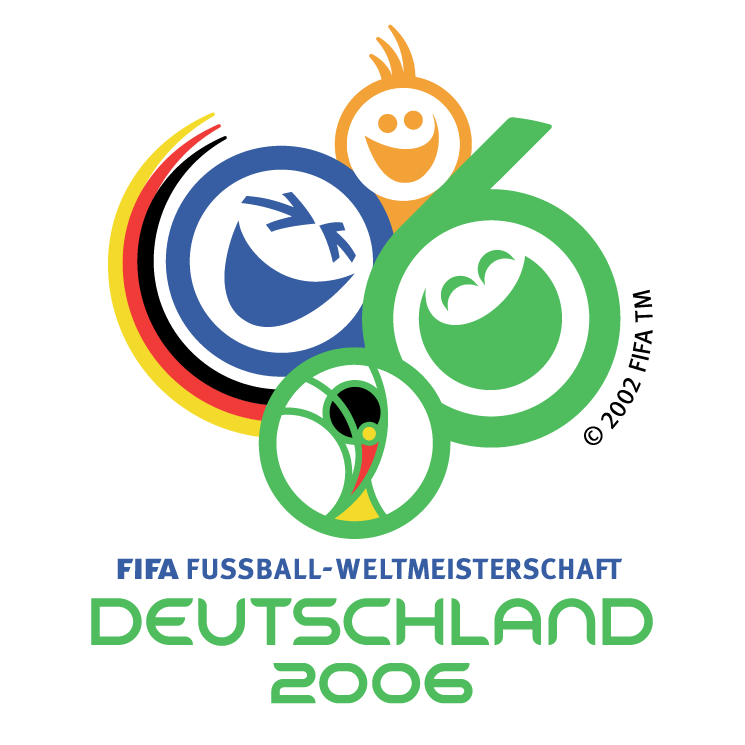 free vector Fifa world cup 2006 6