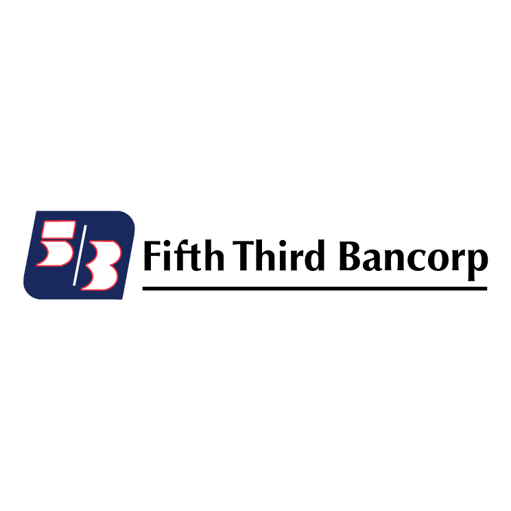 free vector Fifth third bancorp
