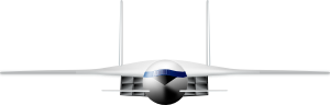 free vector Fighter Plane clip art