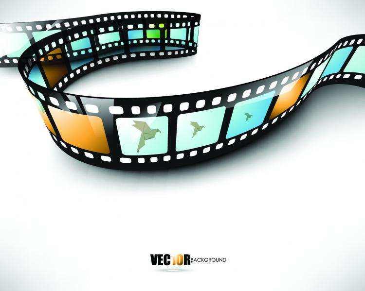 free vector Film 03 vector