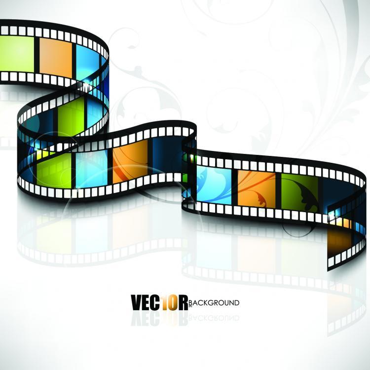 free vector Film 05 vector