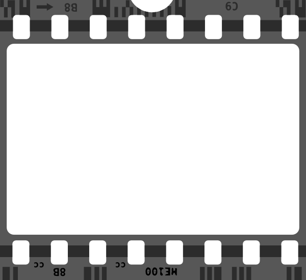 free vector Film Strip clip art