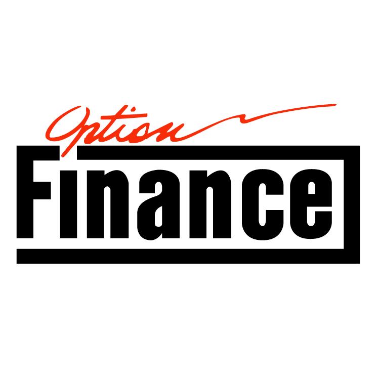 free vector Finance option