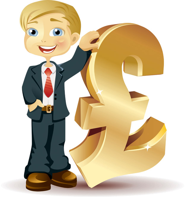 free vector Financial illustrations vector