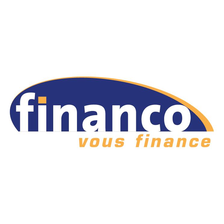 free vector Financo