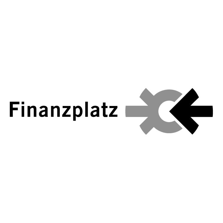 free vector Finanzplatz