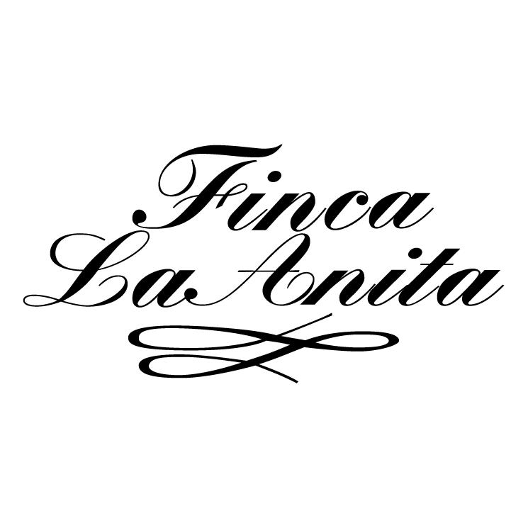 free vector Finca la anita