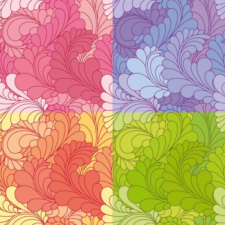 free vector Fine background pattern 01 vector