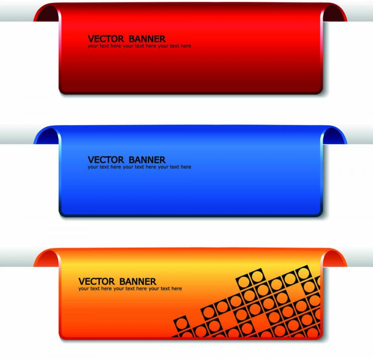 vector banner