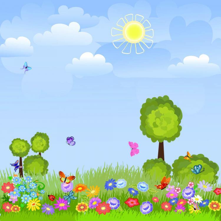 free vector Fine children illustrator 03 vector