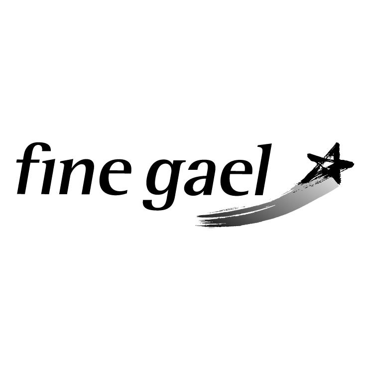 free vector Fine gael